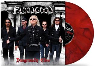 "BLOODGOOD release limited edition vinyl ""Dangerously Close"" feat. Stryper guitarist Oz Fox"