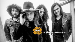 """DIRTY HONEY Release Official Video For """"When I'm Gone"""""""