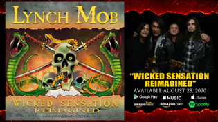 """LYNCH MOB release reimagined version of """"Wicked Sensation"""""""