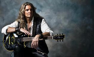 Joel Hoekstra guitarist for Whitesnake and TSO returns with new album 'Running Games'