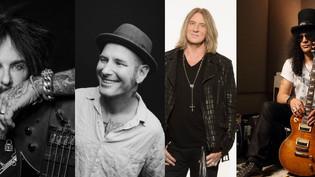 Nikki Sixx, Corey Taylor, Joe Elliott, Slash & more lead initiative for Artists For Recovery wit