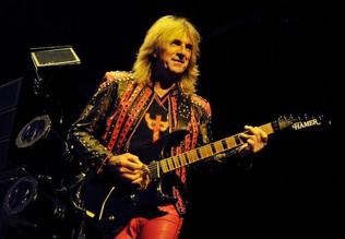 JUDAS PRIEST Guitarist GLENN TIPTON Diagnosed With Parkinson's Disease; Won't Tour for FIREP