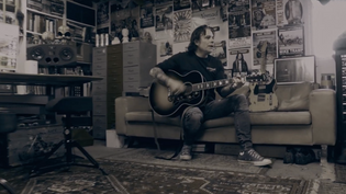 """Ex-White Lion singer Mike Tramp release video for """"The Road"""""""