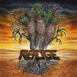 Former RAGE members re-unite as REFUGE set to release new album 'Solitary Men' June 8th