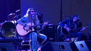 John Corabiand Bruce Kulick 2019 Indianapolis KISS Expo Live Video