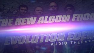 EVOLUTION EDEN release album teaser for 'Audio Therapy'