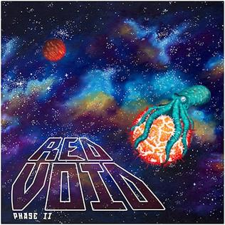 """Austrailian rockers RED VOID release """"Phase II"""""""