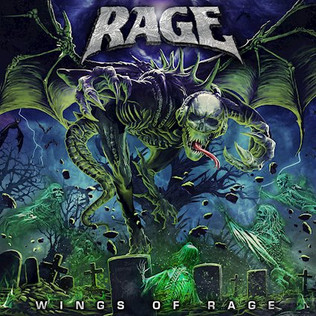 """RAGE """"Wings of Rage"""" : Album Review"""
