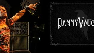 TYKETTO lead singer Danny Vaughn - Interview