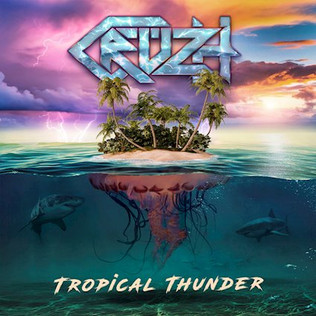 """Cruzh are back with a new vocalist, Alex Waghorn, and a new album, """"Tropical Thunder"""""""
