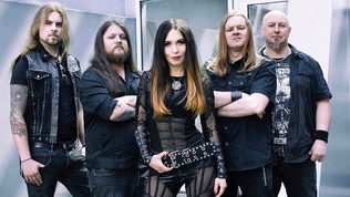 CRYSTAL VIPER release their new album 'Tales Of Fire And Ice' on November 22nd