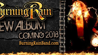 Burning Rain featuring Doug Aldrich and Keith St John to release new album in 2018