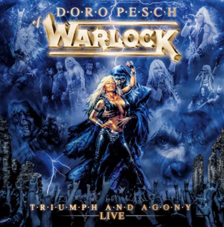 DORO Pesch of Warlock will celebrate the 35th anniversary with  Triumph And Agony Live