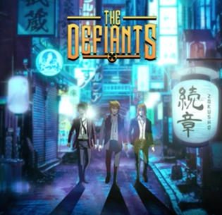 """The Defiants - """"Hollywood In Headlights"""""""