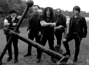 """Blitzkrieg to release """"Loud And Proud"""" EP in December"""