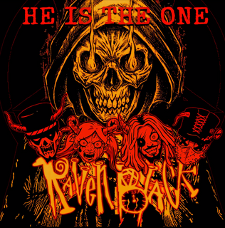 """RAVEN BLACK Releases Official Lyric Video for """"He is the One"""""""