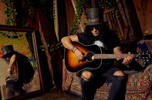 Gibson Announces History-Making New  Slash Collection For Worldwide Release In 2020