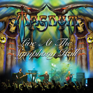 "MAGNUM Announce New Live Album ""Live At The Symphony Hall"""