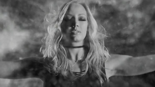 NITA STRAUSS Releases Video For 'Mariana Trench'