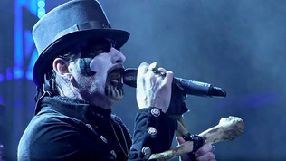 Trailer for King Diamond 'Songs for the Dead Live'