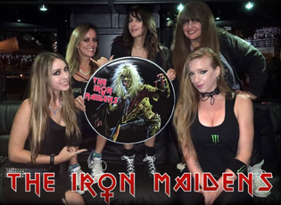 THE IRON MAIDENS add summer tour dates