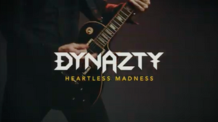 DYNAZTY release their new melodic rock single 'Heartless Madness'