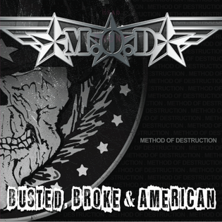 """M.O.D. - premier new song """"You're a F***ing D**k"""""""