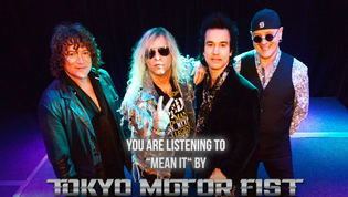 """Tokyo Motor Fist release new single """"Mean It"""""""