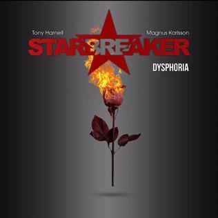 STARBREAKER Feat. TONY HARNELL, Stream 'How Many More Goodbyes'