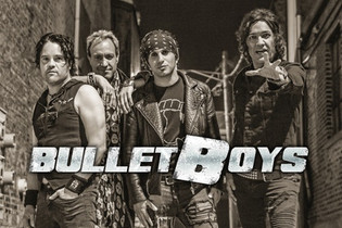 BULLETBOYS Streaming Title Track of Upcoming Album
