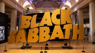 Black Sabbath 50 Years exhibition