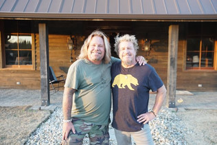 SAMMY HAGAR'S ROCK AND ROLL ROAD TRIP - NEW EPISODE PREVIEW FEATURING VINCE NEIL STREAMING