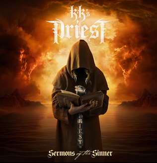 'Raise Your Fists' from the forthcoming album by KK's Priest, 'Sermons of the Sinner'