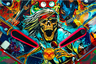 Guns N' Roses 'Not In This Lifetime' Pinball Game Available Worldwide