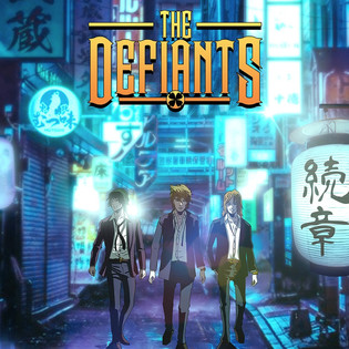 THE DEFIANTS first single and video from the album 'Fallin' For You'
