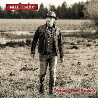 """Ex-White Lion vocalist Mike Tramp to release new studio album """"Second Time Around"""" on May"""
