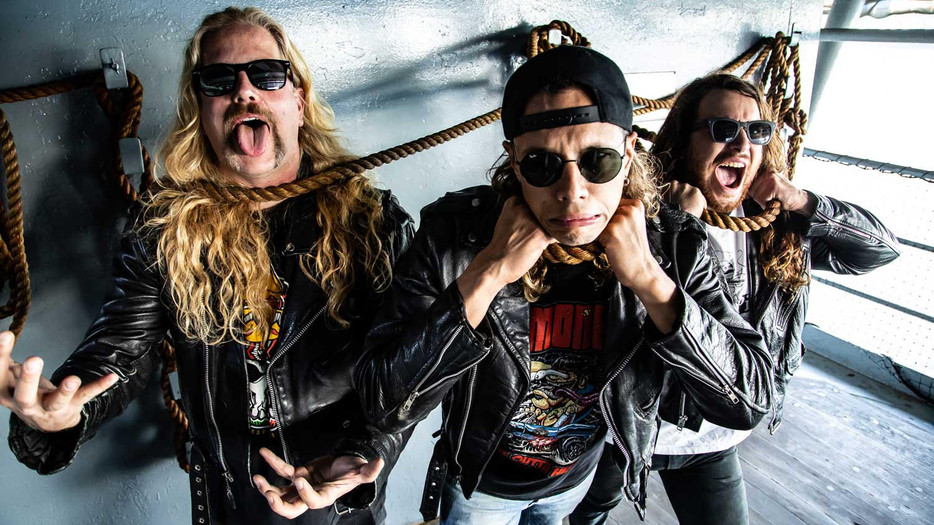 With 'Great Fear Rising', Void Vator unleash a kickass reminder of what heavy metal is all about