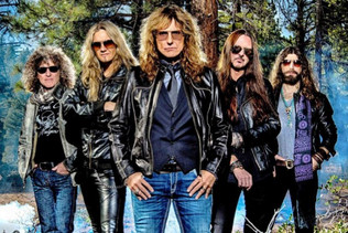 Whitesnake's new album tentatively due in early 2018