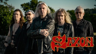 "Saxon's new album ""Thunderbolt"" set for early 2018 release"