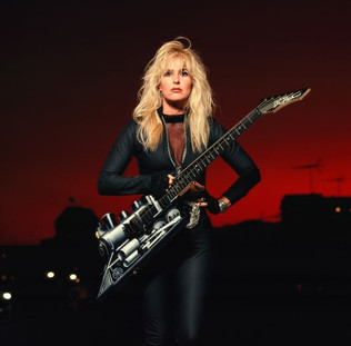 Lita Ford to release new single July 4th, with new album to follow
