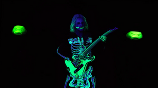 JOHN 5 AND THE CREATURES release 'Crank It - Living With Ghosts' Video