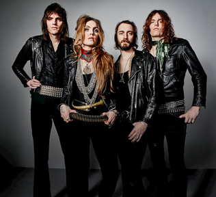 Spiders set to release 'Killer Machine' April 6th