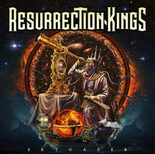 "RESURRECTION KINGS Release New Album ""Skygazer"""