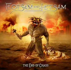 FLOTSAM AND JETSAM Release New Single 'Recover'