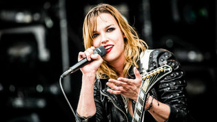 """LZZY HALE & MARK MORTON cover The Black Crowes """"She Talks To Angels"""""""