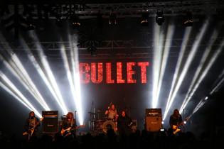 """BULLET to release """"Live"""" July 5th"""