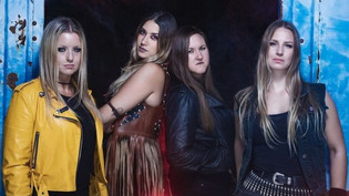 AFM Records has announced the signing of THUNDERMOTHER