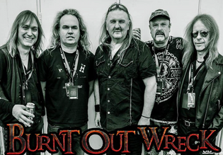 Burnt Out Wreck release their lyric video for single 'This Is Hell'