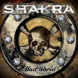 SHAKRA release their new album 'Mad World' on February 28th