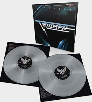 TRIUMPH'S Greatest Hits 30th Anniversary Edition LP Album Review